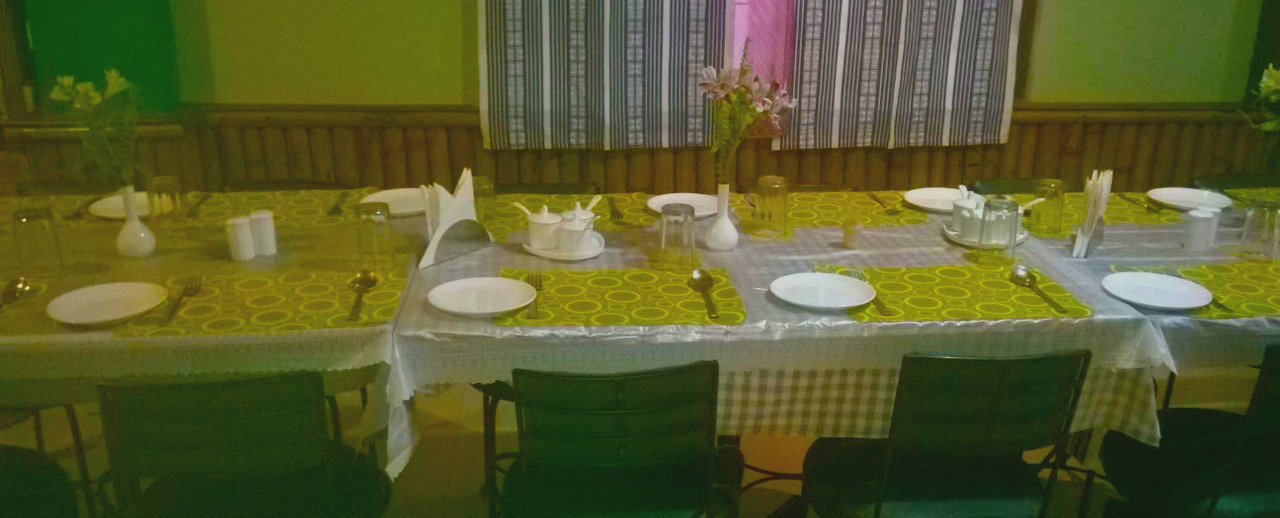 Restaurant Ravongla